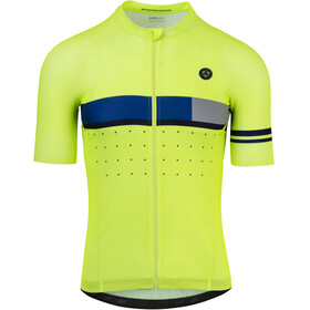 AGU Classic Short Sleeve Jersey Men fluo yellow